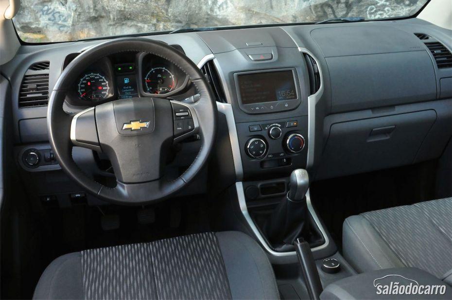Chevrolet S10 LT 2.8 CTDI - Foto 4