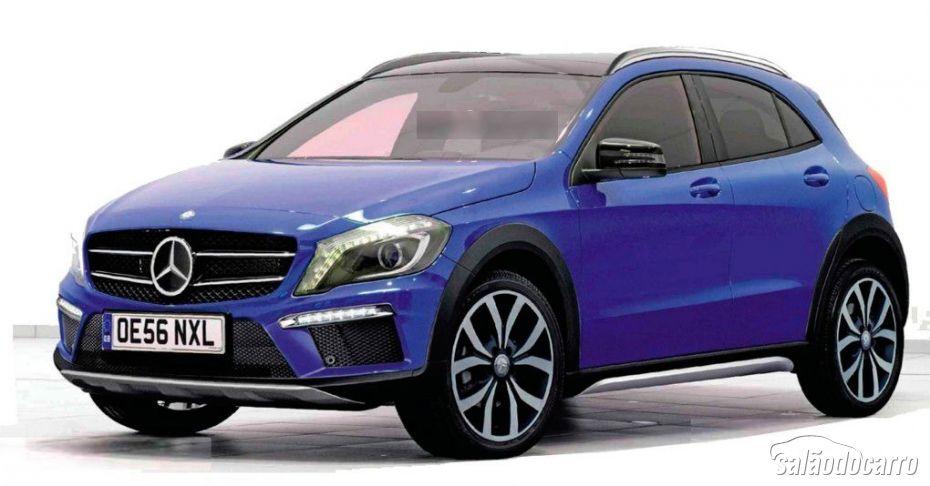 Mercedes Benz Classe X
