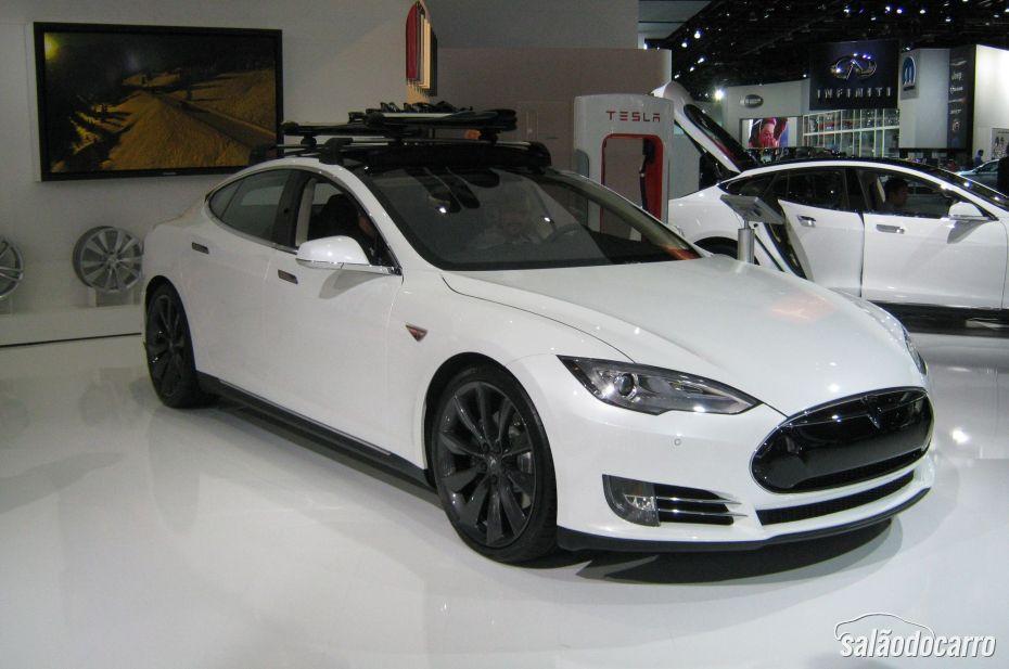Model S Tesla Motors