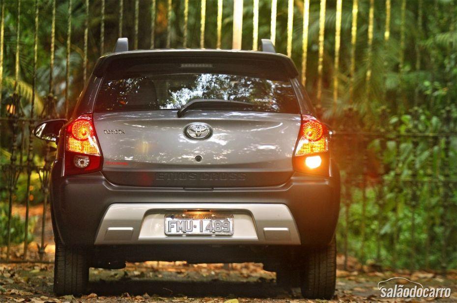 Toyota Etios Cross - Foto 5