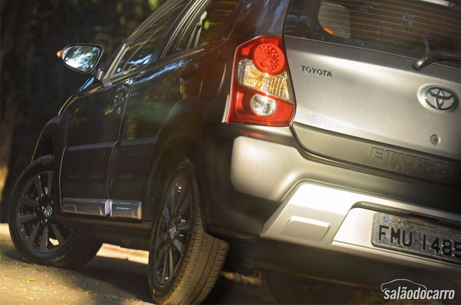 Toyota Etios Cross - Foto 6
