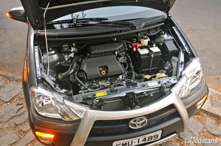 Toyota Etios Cross - Foto 7