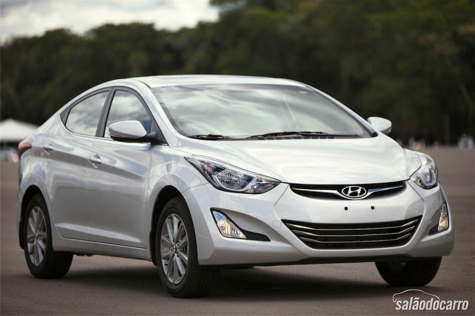Novo Hyundai Elantra 2014