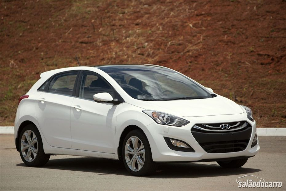 Novo Hyundai i30 2014
