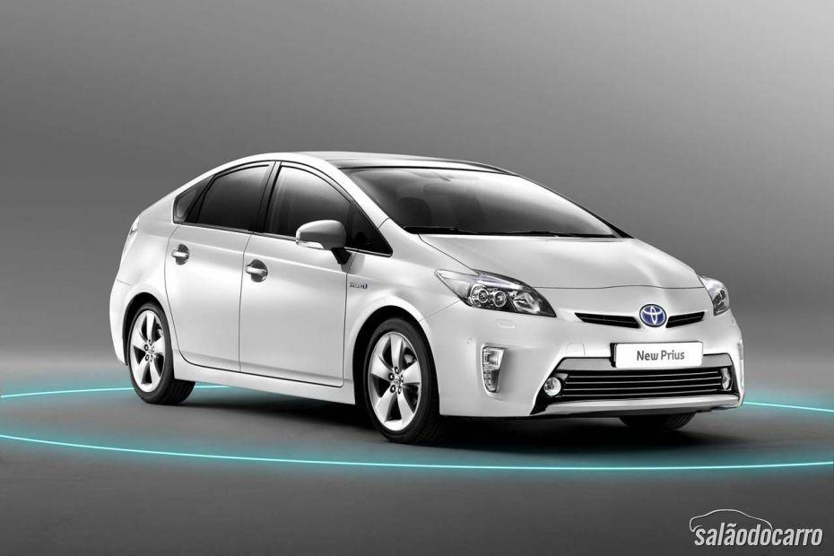 Toyota Prius 2012 Recall