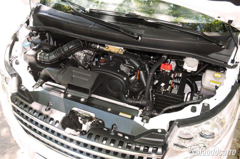 Motorização do Jac T8