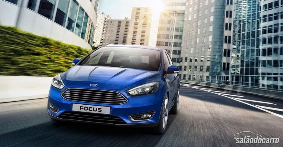 Ford Focus 2015 - Foto 1