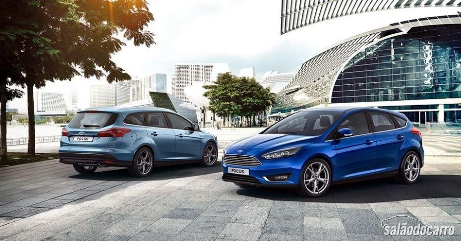 Ford Focus 2015 - Foto 2