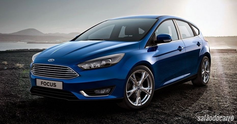Ford Focus 2015 - Foto 3