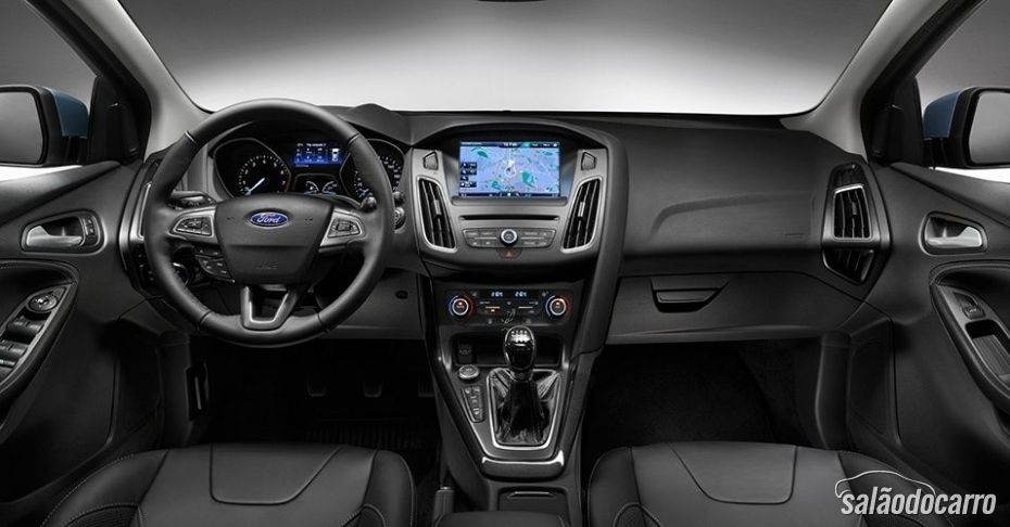 Interior do Novo Focus 2015