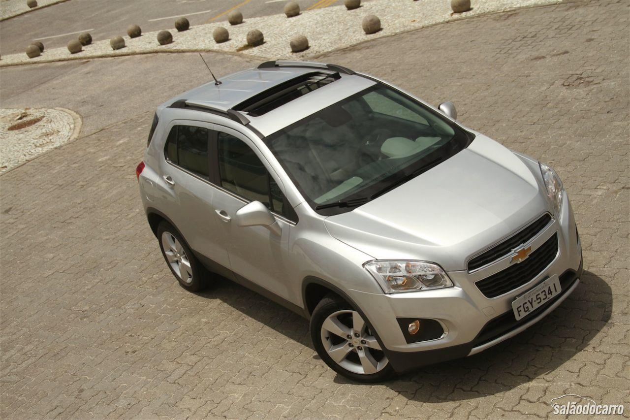 Chevrolet tracker ltz foto 2