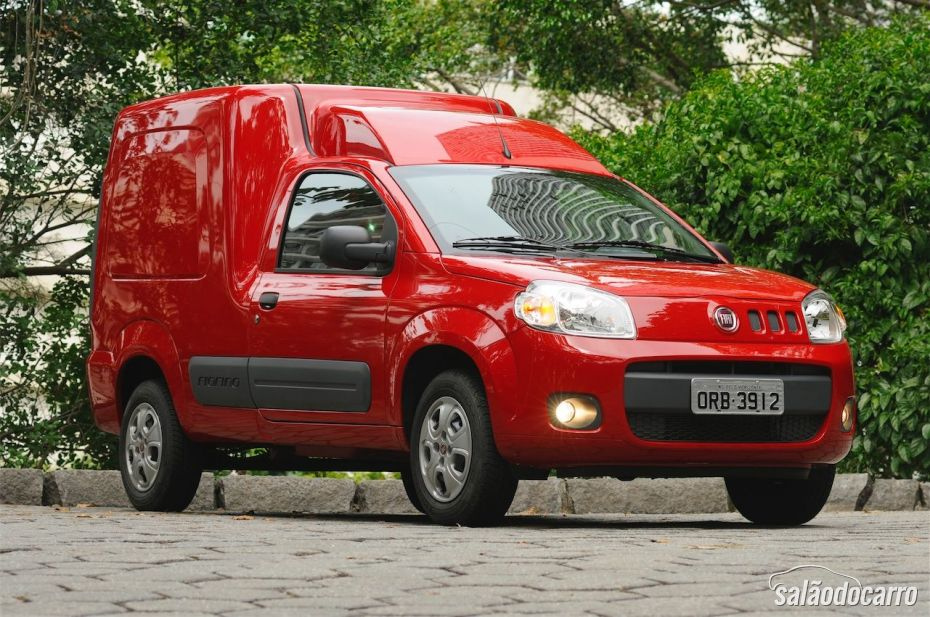Fiat Fiorino 1.4 - Foto 1