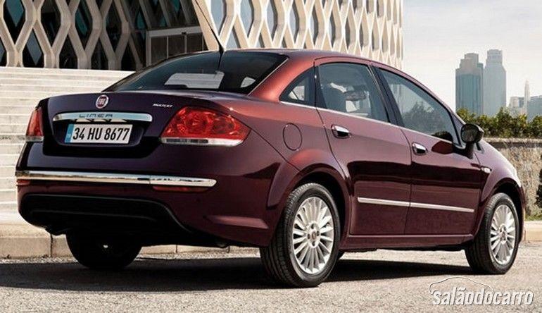 Novo Fiat Linea 2015