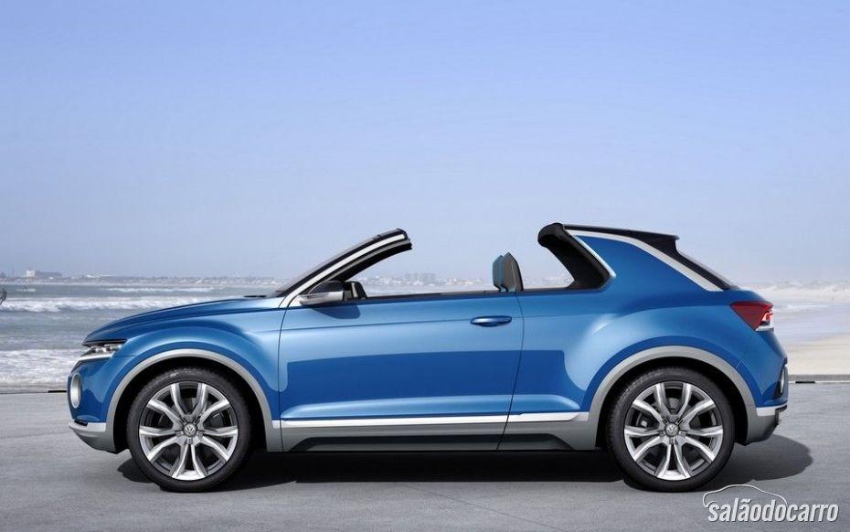 VW T Roc Concept