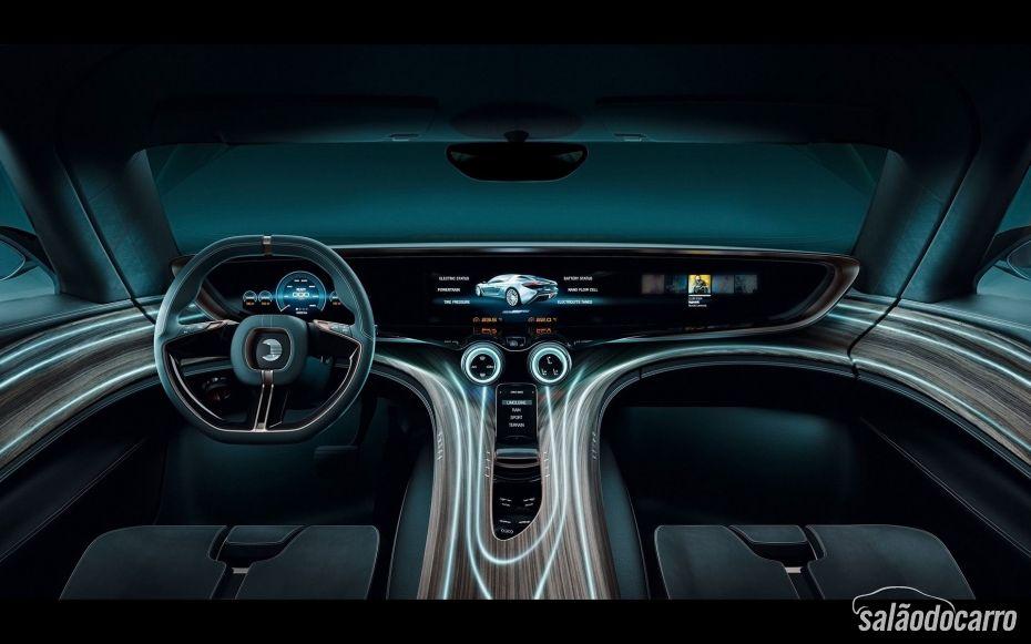 Nano Flowcell Quant E-Sport Limousine