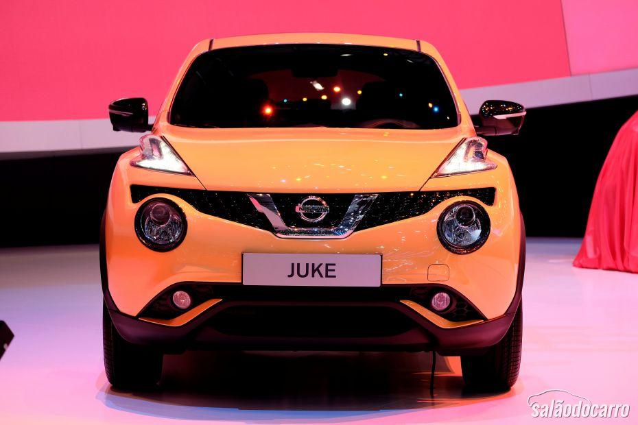 Nissan Juke Genebra