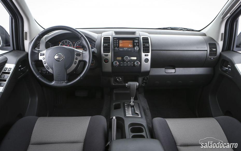 Nissan Frontier Platinum
