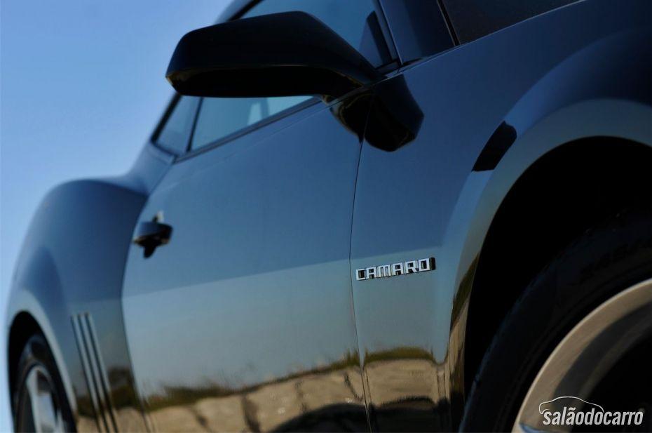 Chevrolet Camaro - Foto 4