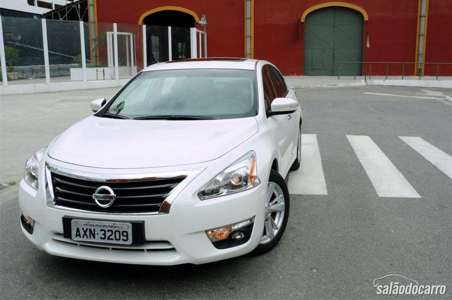 Nissan Altima 2.5 SL - Foto 1