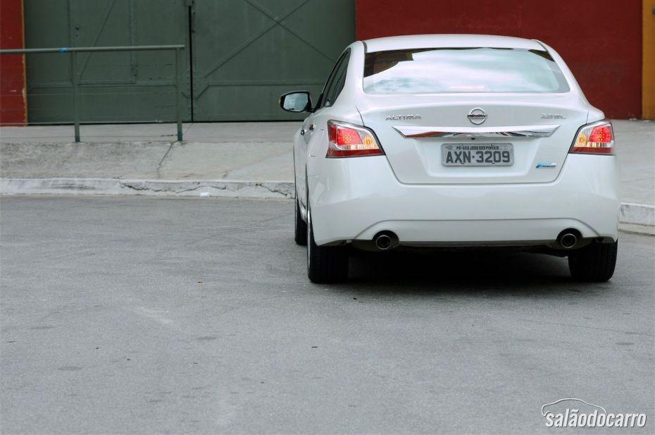 Nissan Altima 2.5 SL - Foto 5