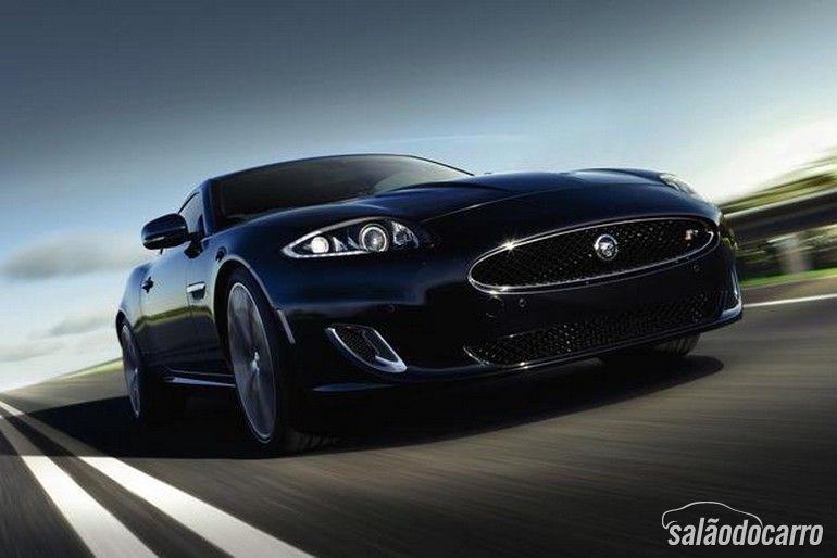 A Intenção Da Jaguar é Aproveitar A Plataforma Do Atual XJ, Mas Torná Lo  Maior, Para Que Ele Consiga Ocupar Um Lugar Dentro De Sua Linha De Modelos  ...