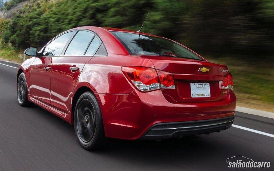 Chevrolet Cruze vendas