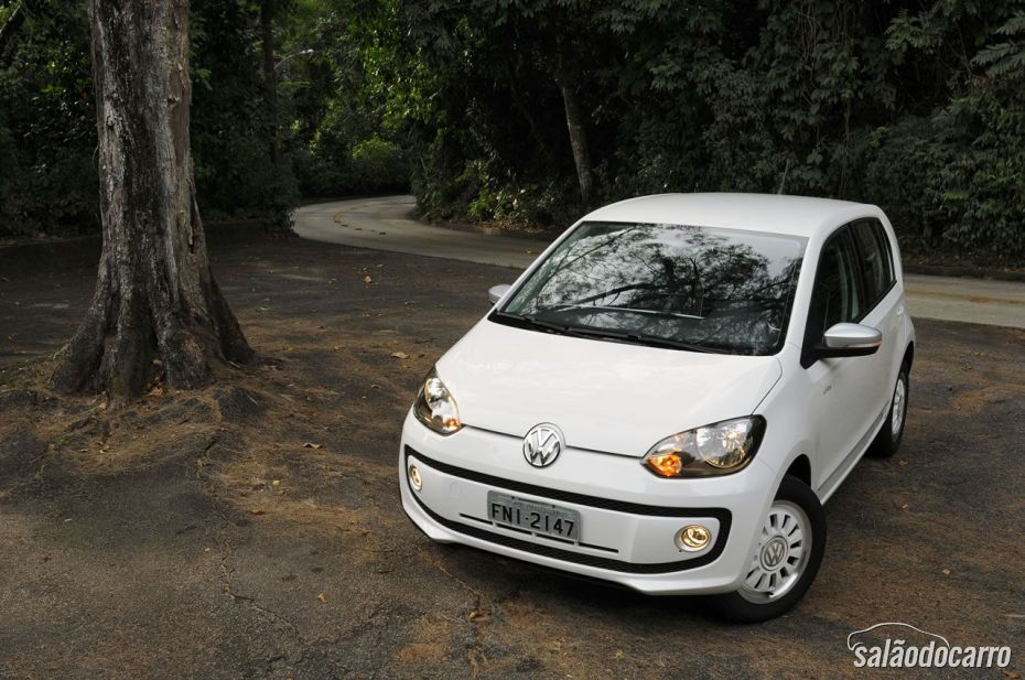 VW Up! White Up! - Foto 1