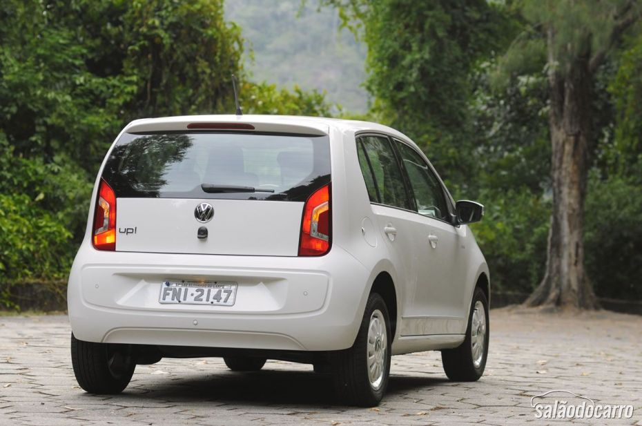 VW Up! White Up! - Foto 4