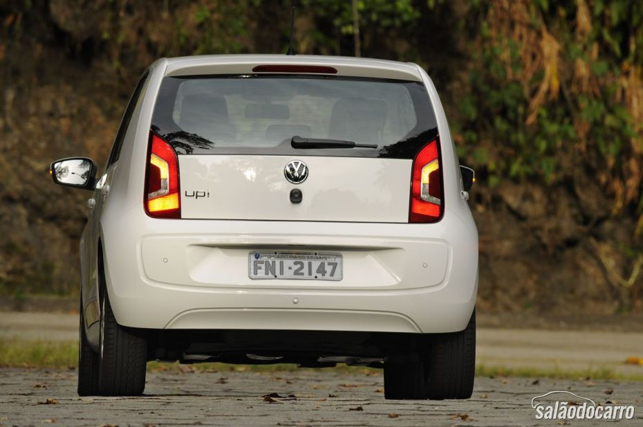 VW Up! White Up! - Foto 5