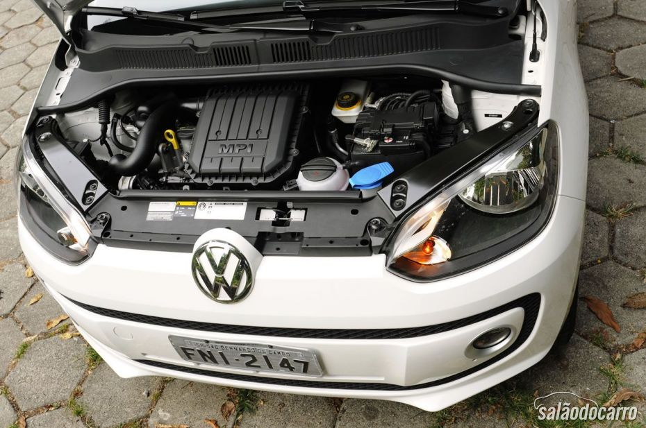 VW Up! White Up! - Foto 8
