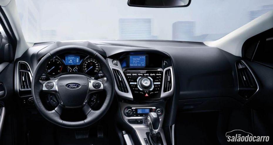 Ford Focus 2014 mais vendido