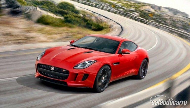 Jaguar F-Type Club Sport