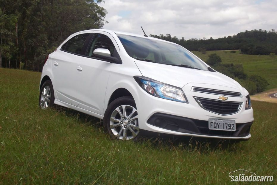 Chevrolet Onix Lollapalooza - Foto 1