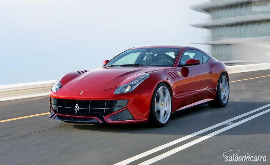 Ferrari FF Coupe