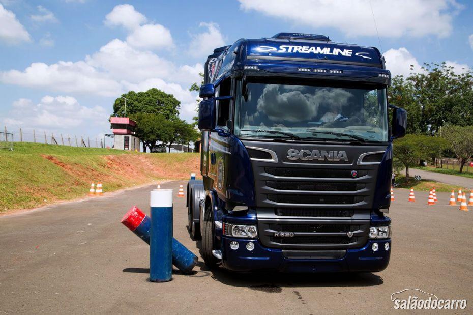 Scania Prova