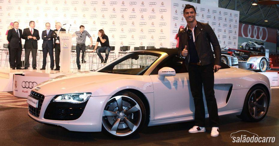 Audi R8 ROnaldo