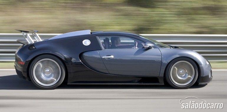 Bugatti Veyron Ronaldo