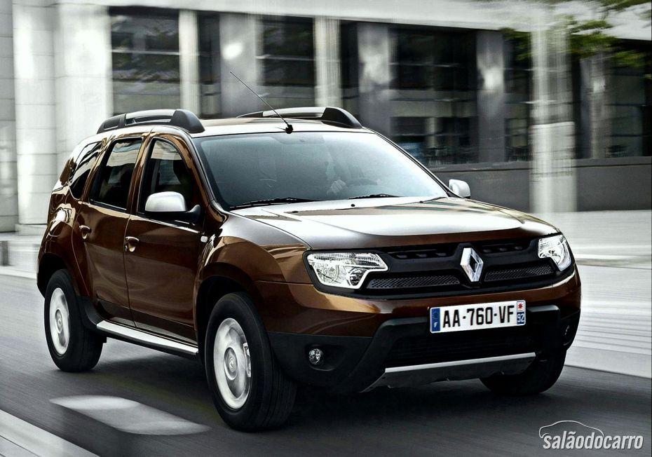 Renault Duster 1 milhão