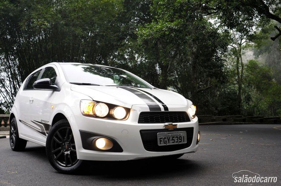 Chevrolet Sonic Effect - Foto 1