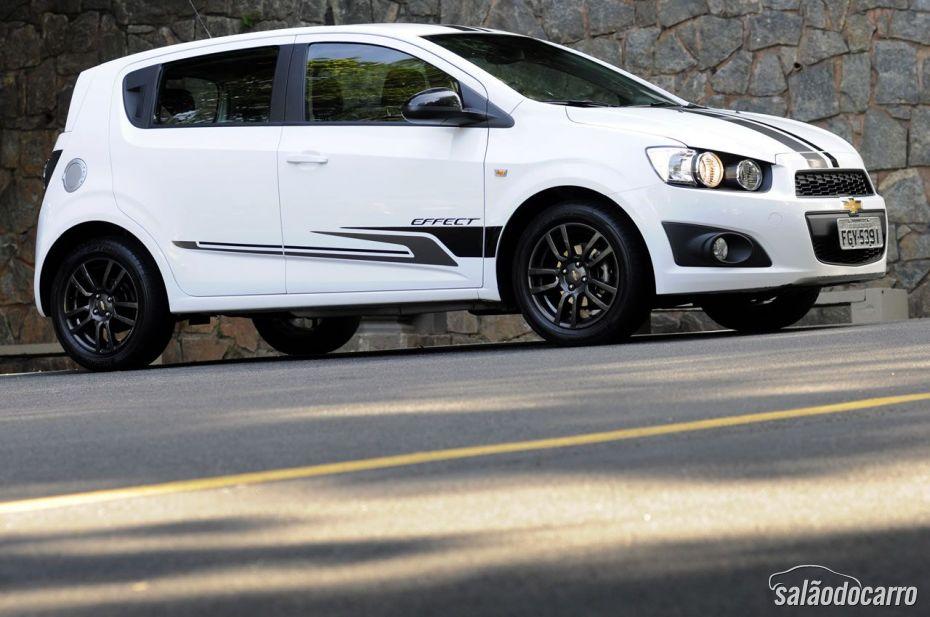 Chevrolet Sonic Effect - Foto 2