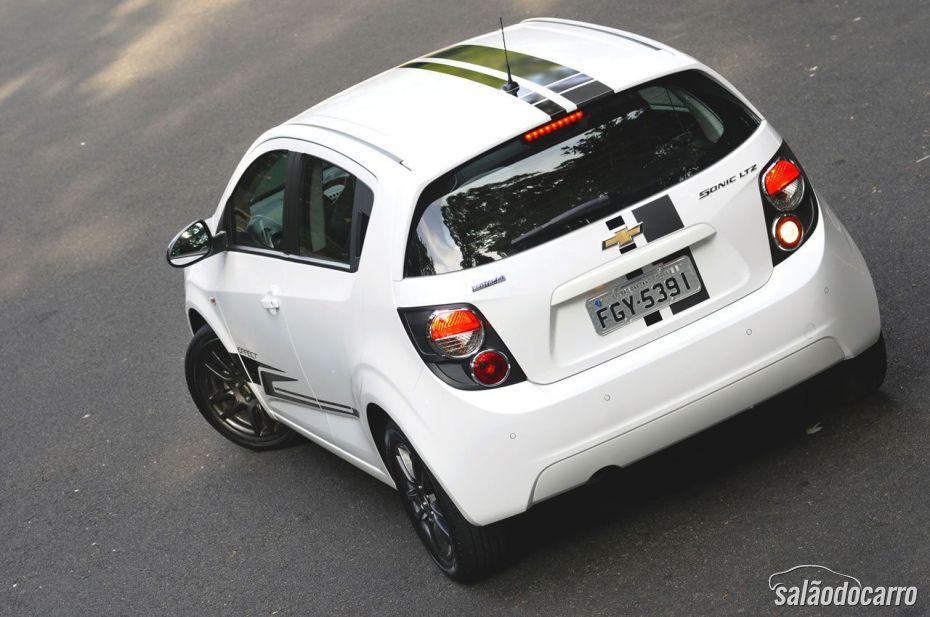 Chevrolet Sonic Effect - Foto 3