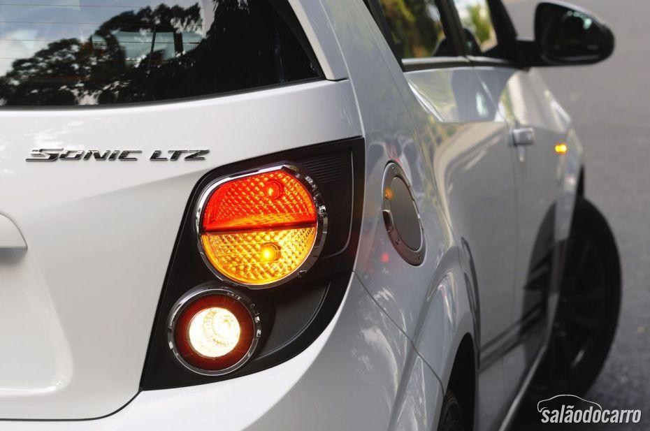 Chevrolet Sonic Effect - Foto 5