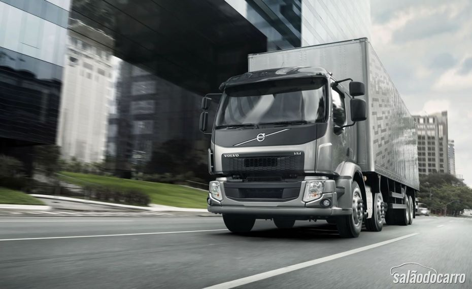 Volvo VM I-Shift - Foto 4