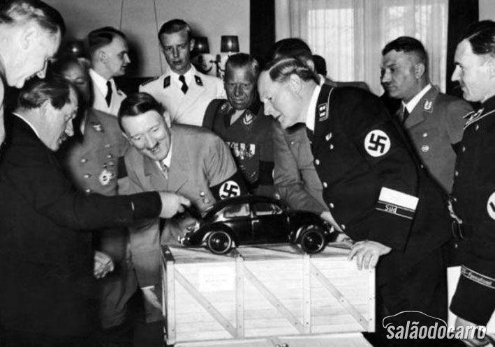 Fusca Volkswagen Hitler