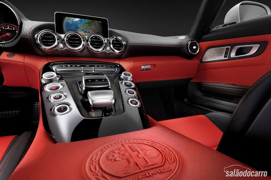 Interior AMG GT