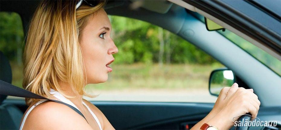 Como vencer medo dirigir