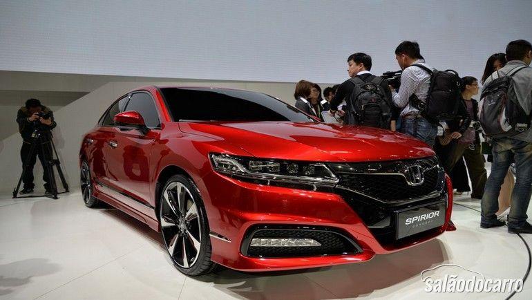 Spirior Honda