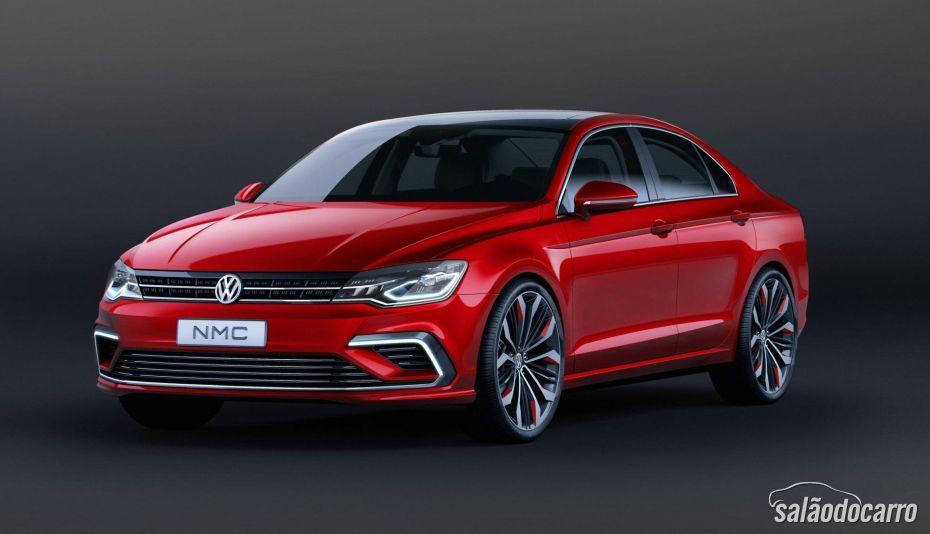 VW NMC Concept
