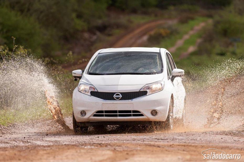 Nissan Carro Lava Rápido