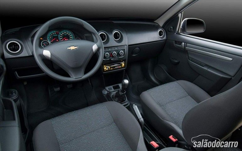 2015 Chevrolet Celta LT